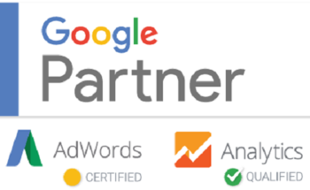 Small haych google partner badge