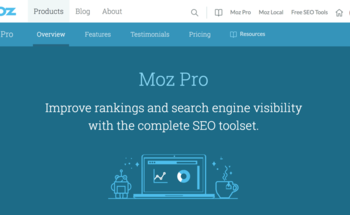 Small get moz pro private access