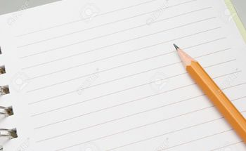 Small 21616561 pencil on paper stock photo