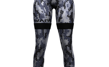Small sport legging front