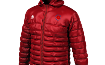 Small red version with logo