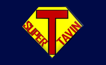 Small supertavin logo