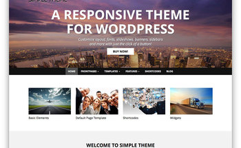 Small wordpress
