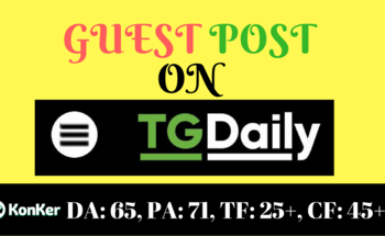 Small guest post on tgdaily