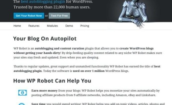 Small wordpress autoblog 8