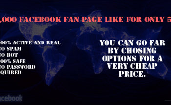 Small facebook fan pages