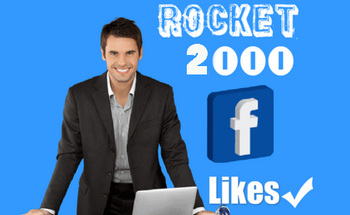 Small 2000 facebook likes