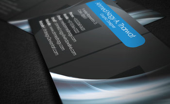 Small an business card by xtrdesign d32wosg
