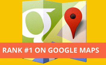 Small rank  1 in google maps