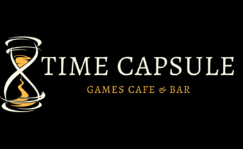 Small time capsule logo