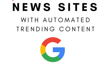 Small google news sites