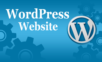 Small professional complete wordpress website with seo