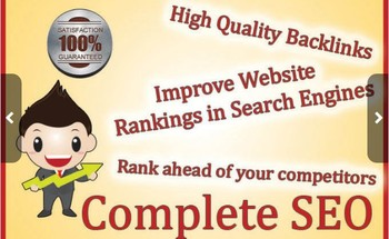 Small rank your website very high in google with top seo