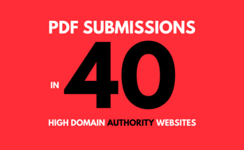 Small pdf submissions