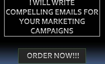 Small emailmarketing marketing copywriting emailcopy soloads emailwriter