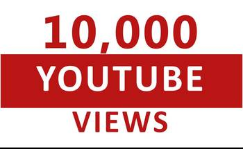 Small 10k youtube views 1