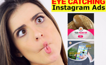 Small eye catching instagram video ads