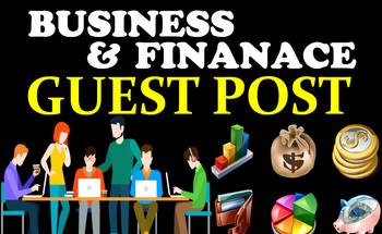 Small business and finance guest post