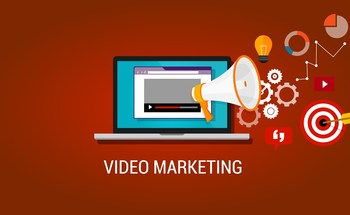 Small video marketin red