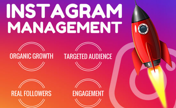 Small manage and grow your instagram professionally