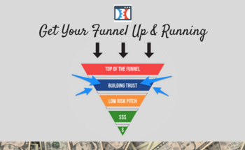 Small get your funnel up   running