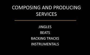 Small composing and producing services