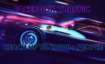Small facebook traffic