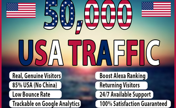 Small guaranteed usa traffic   copy