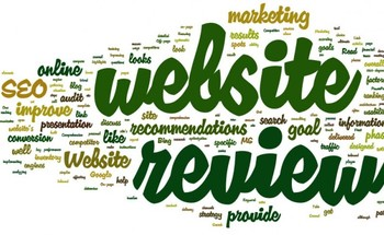 Small website review