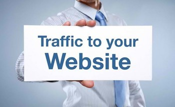 Small send unlimited real website traffic to your website for 30  days