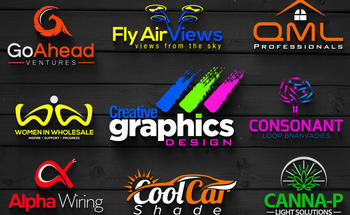 Small design 2 perfect logo concepts for your business  1