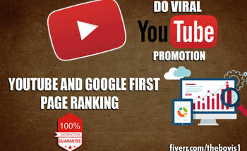 Small do viral youtube video promotion