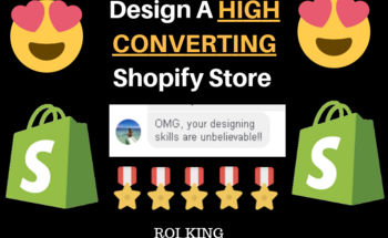 Small copy of shopify