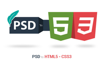 Small psd to html 500x500