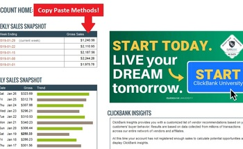 Small makemoneyonline clickbank copypastemethods