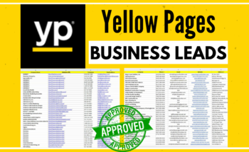 Small yellow pages