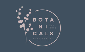 Small botanicals nature logo design vector 53876 86306