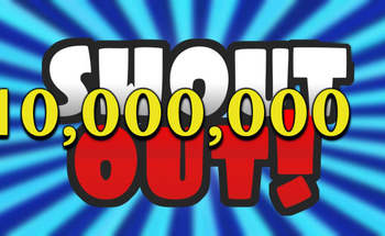 Small shout out your website to 10 600 000 peoples