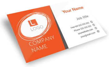 Small business cards core