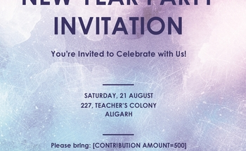 Small new year party invitation page0001