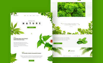Small corporate landing page   2 2x 4x