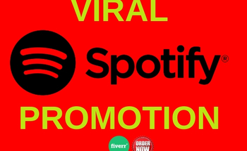 Small i will do viral spotify promotion