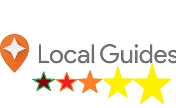 Small google local guides logo