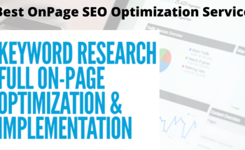 Small best onpage seo optimization service