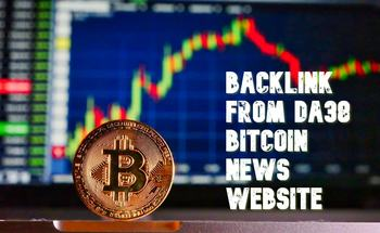 Small publish your article to my da38 bitcoin news website