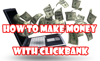 Small how to make money with clickbank
