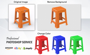 Small background remove  amazon picture  color change  sizing  image edit  photo edit  photoshop