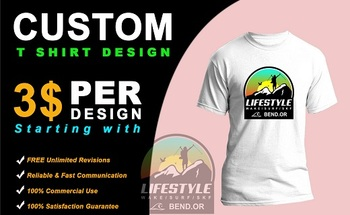 Small i will do clothing and t shirt designs
