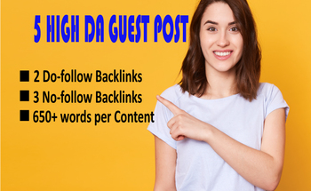 Small do follow backlinks