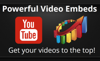 Small source market   powerful video embeds   youtube seo